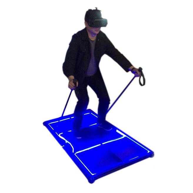 幻行VR滑雪机